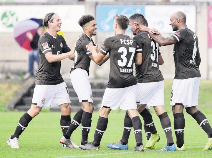 Gegen Ingolstadt: 3:0! St. Pauli besteht den ersten Härtetest