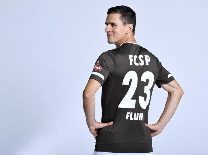 Rückkehr: Ex-St. Pauli-Kapitän Flum ist nach Knie-OP wieder dran