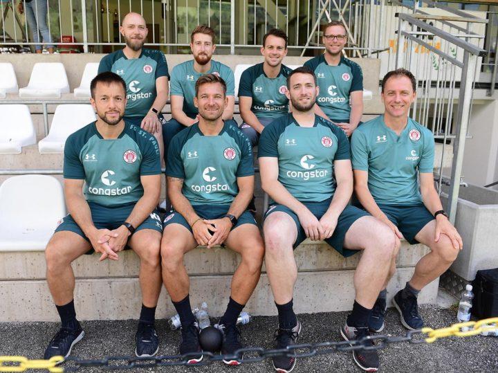 St. Paulis stille Helfer: Das ist das Team hinter dem Team