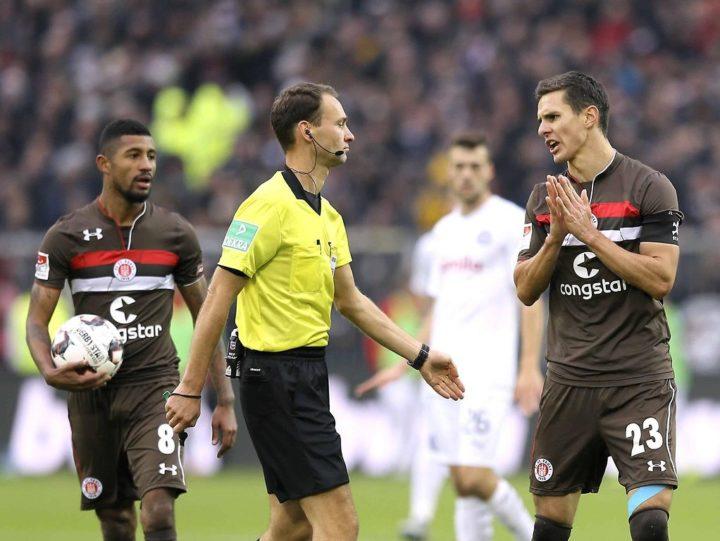 St. Paulis nervige Sieglos-Serie unter Schiri Dankert