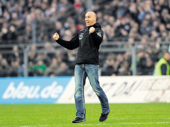"""Kiel-Coach Schubert: """"Verbinde mit St. Pauli ein sensationelles Jahr"""""""