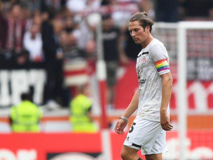 """St. Pauli-Kapitän Buballa gesteht: """"In der Mannschaft rumort es"""""""