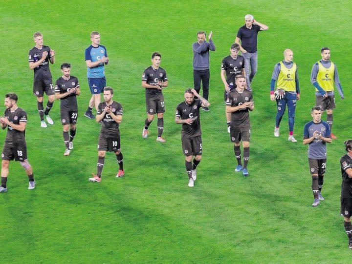 Dramatische Personalnot: St. Pauli gehen die Spieler aus