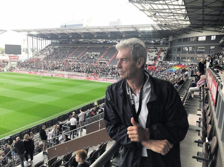 Rekordmann Demuth sorgt sich um St. Pauli