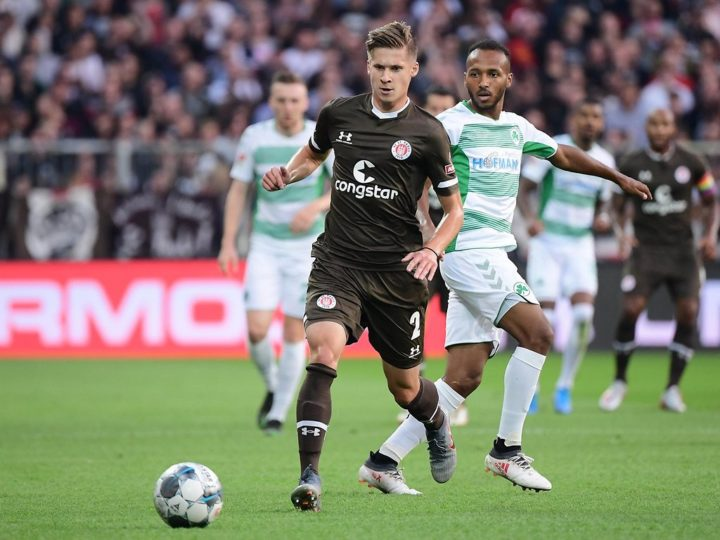Hoffmann und Bednarczyk: St. Pauli-Trainer Luhukay schützt und lobt die Jungen