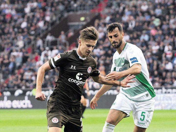 St. Pauli-Start mit Verspätung: Bednarczyk war geschockt vom ersten Einsatz