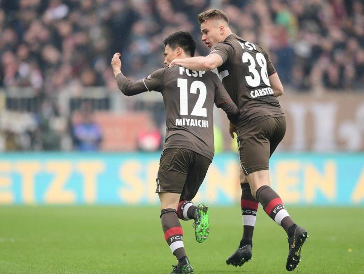 Liveticker: So läuft es für St. Pauli in Stuttgart