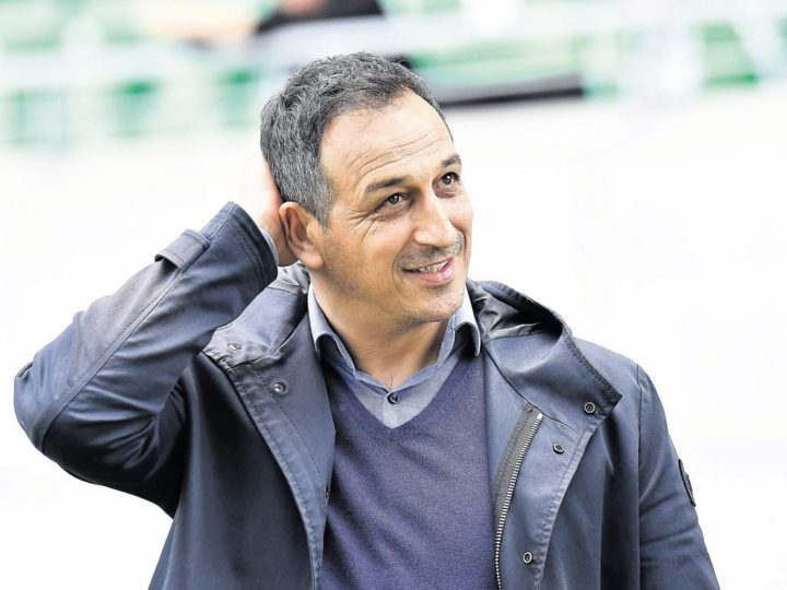 "St. Paulis Ex-Sportchef: Luhukay stapelt tief, Kiezklub hat ""großes Potenzial"""