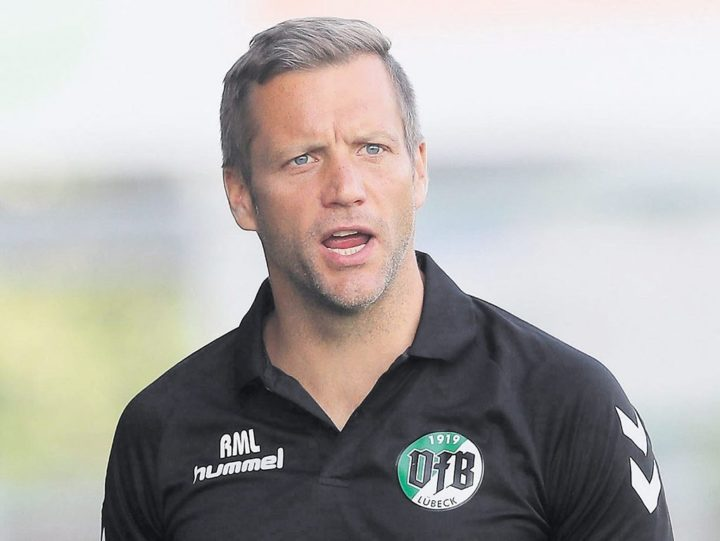 """Lübecks Trainer Landerl: """"Es gibt kein Versteckspiel"""""""
