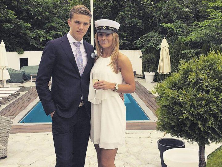 Gyökeres: Auch seine Freundin ist Torjägerin!