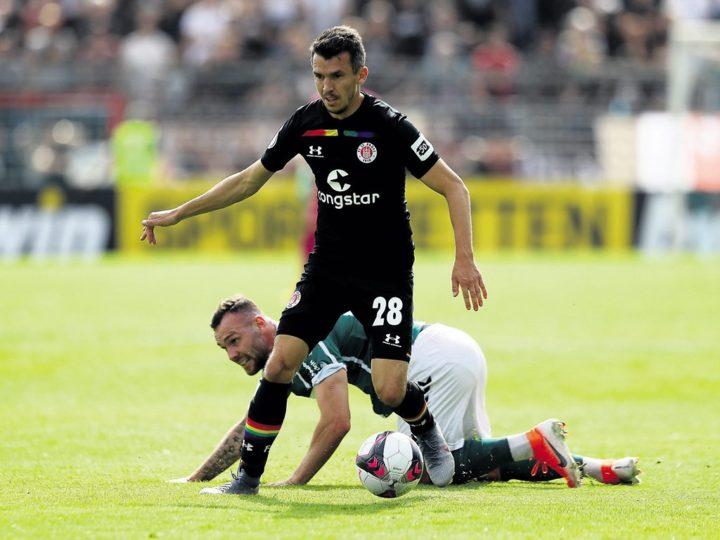 St. Pauli: Sobotas irres Pokal-Comeback nach vier Monaten Pause