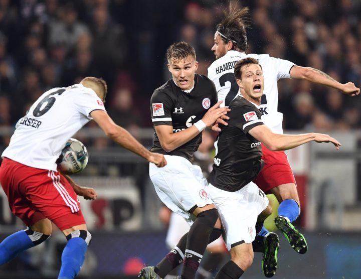 Abwehr-Duo Östigard und Lawrence: Stark und fair!