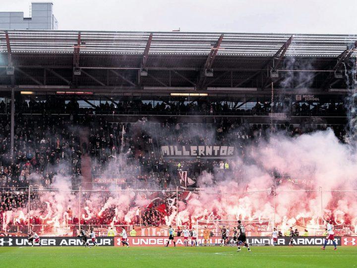 Appell von St. Paulis Kapitänen: Bitte keine neue Pyro-Show beim Derby!