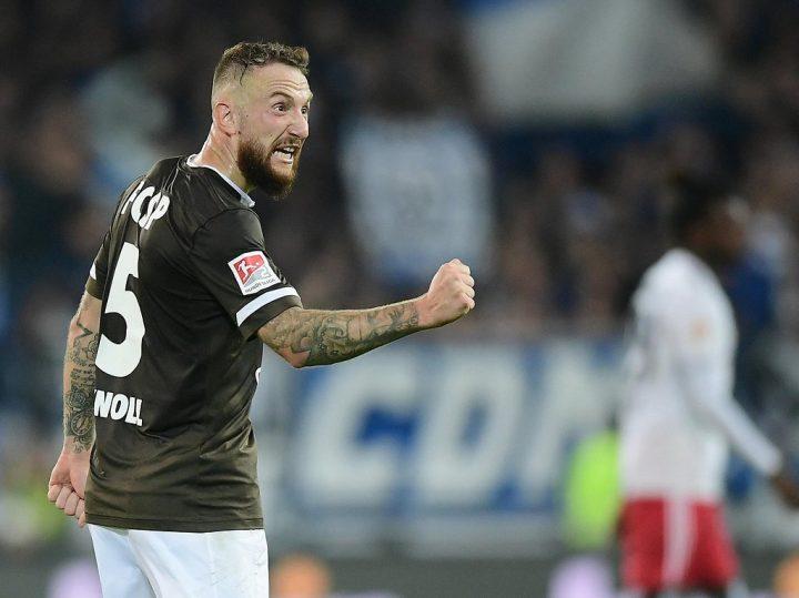 St. Paulis Derby-Held: Warum sich Knoll nach seiner Gala ein wenig geärgert hat