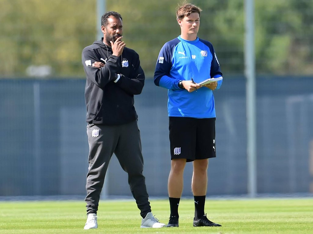 Co Trainer St Pauli