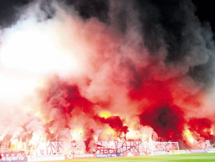Diamantakos: Feuriges Derby? In Griechenland ist es noch heißer!