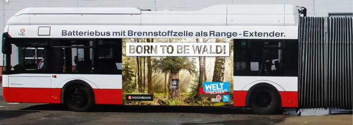Technische Panne: St. Pauli kann doch nicht mit dem HVV-Bus anreisen!