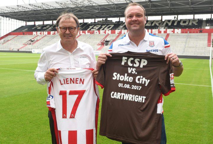 Das war wohl nichts! St. Pauli beendet Zusammenarbeit mit Stoke City