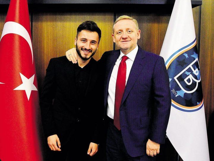 """Erdogan-Klub ist """"sehr stolz"""" auf Cenk Sahin"""