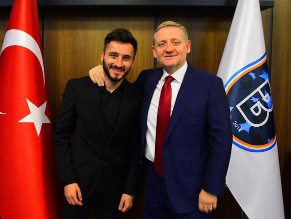 Cenk Sahin trainiert jetzt beim Erdogan-Klub