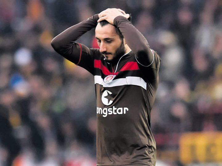 Der FC St. Pauli macht Schluss mit Cenk Sahin!