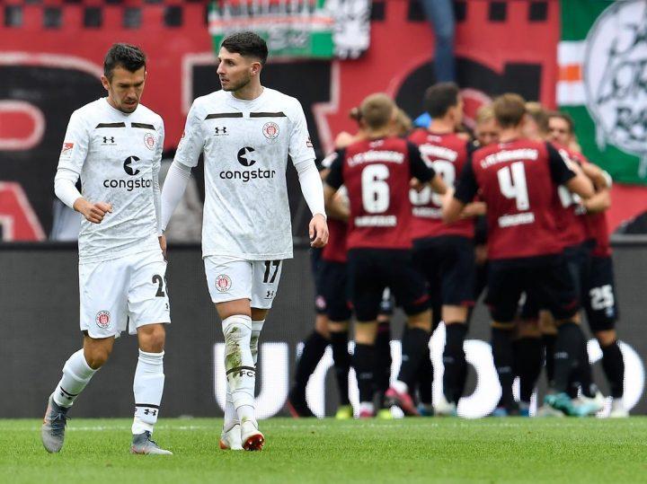 St. Pauli-Noten in Nürnberg: Keiner enttäuscht – und keiner überragt!