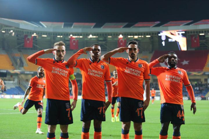 Salut-Jubel bei Sahin-Klub in der Europa League