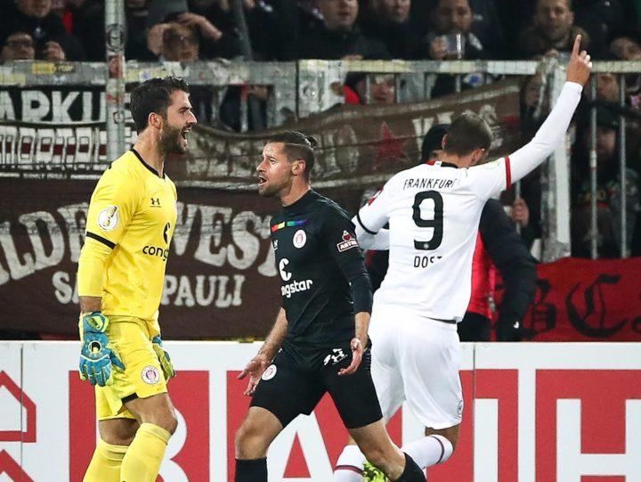 St. Pauli-Noten gegen Frankfurt: Trotz Niederlage: Viele starke Leistungen