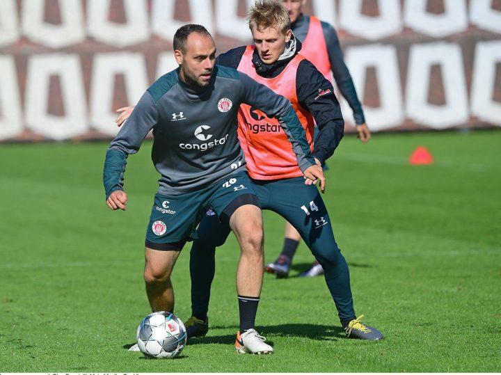 Auch Sahin zurück: Benatelli steht erstmals im St. Pauli-Kader