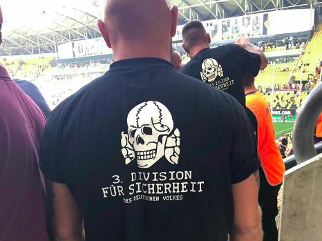 Neonazi-Skandal: Mit dieser Strafe kommt Dresden davon