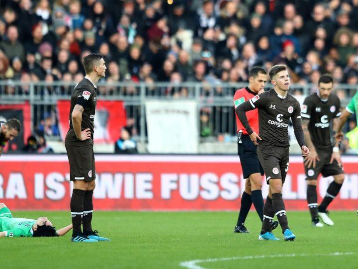 Offenbarungseid am Millerntor: St. Pauli stürzt in den Keller