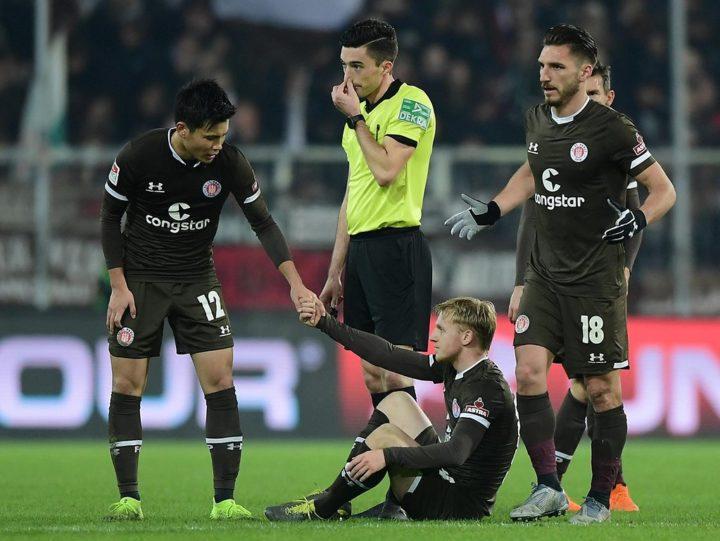 Gute Nachrichten für St. Pauli: Möller Daehli ist nicht schwerer verletzt!