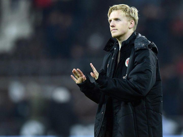 Mittelfeldmotor verletzt: Möller Daehli zittert um seine Länderspiele