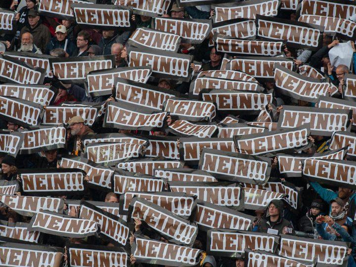 Heute Abend! St. Pauli-Fans laufen Sturm gegen neues Polizeigesetz