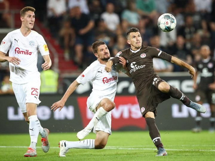 Vertrag bei St. Pauli läuft aus: So denkt Sobota über seine Zukunft