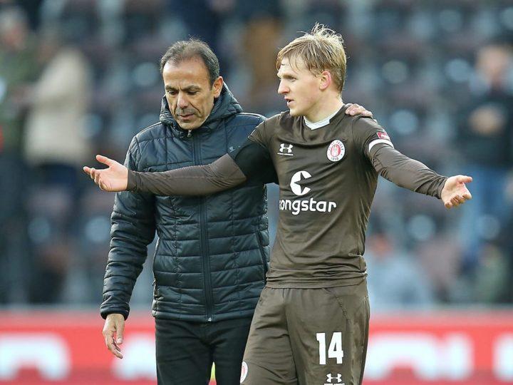 """Bornemann: """"Es gibt bei uns keine Trainerdiskussion!"""""""