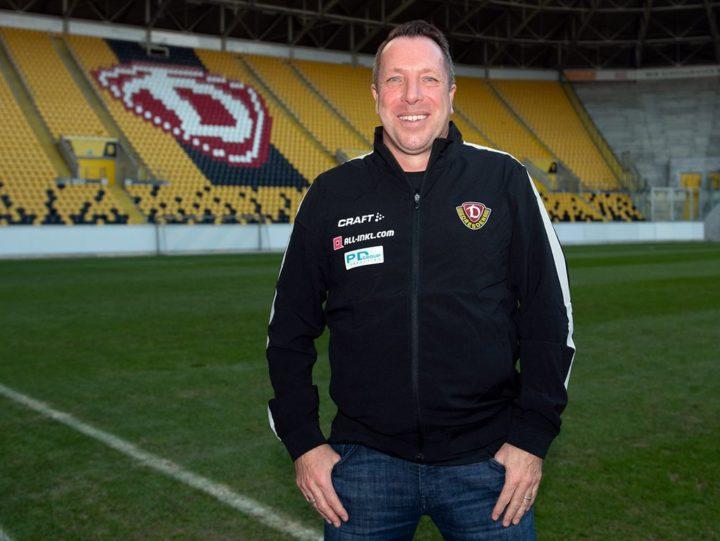 """Ex-St. Pauli-Coach: Kauczinski schwärmt vom """"besonderen Umfeld"""" in Dresden"""