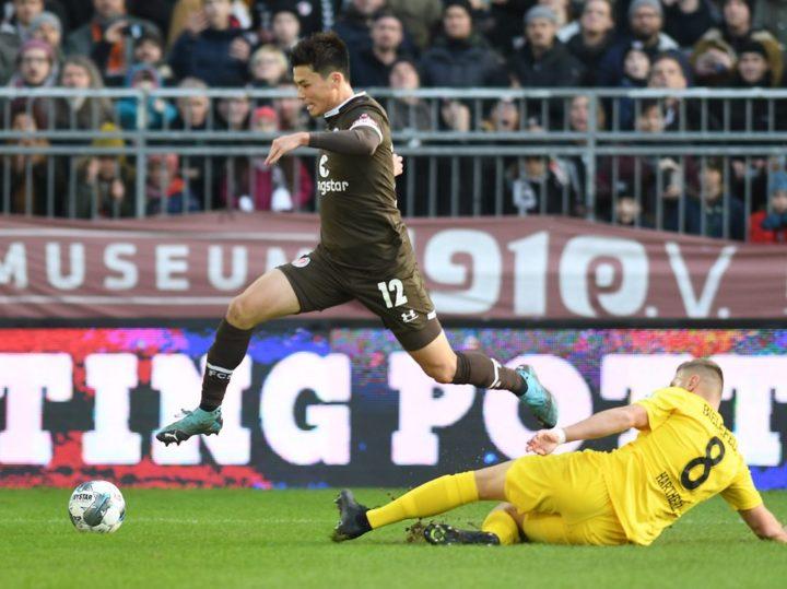 St. Pauli-Japaner wieder in Form: Miyaichis Turbo-Auftritt gegen Bielefeld