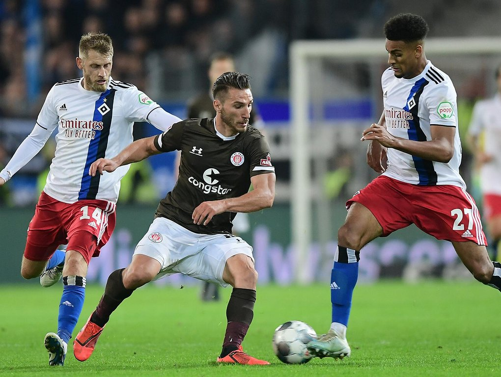 St Pauli Gegen Bielefeld