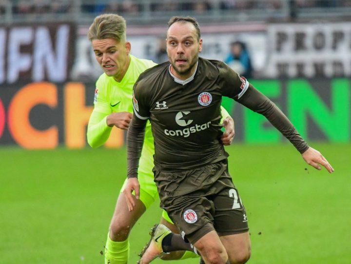 Nach St. Pauli-Debüt: Darum ist Benatelli noch nicht wunschlos glücklich