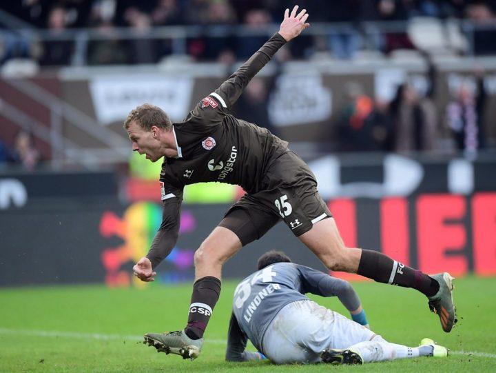 Die Seuche ist beendet: St. Pauli feiert die Erlösung am Millerntor