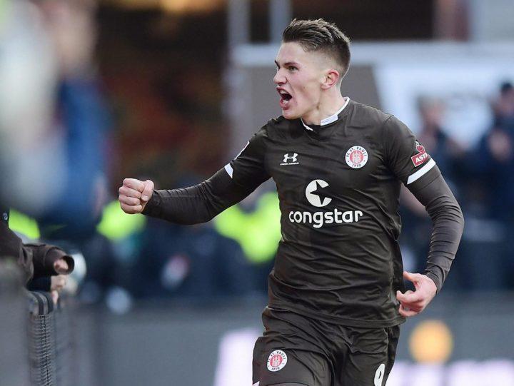 "St. Pauli-Teamkollegen feiern Matchwinner Gyökeres als ""Ibrahimovic"""