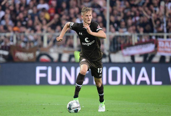 Bericht: Niklas Hoffmann verlässt den FC St. Pauli!