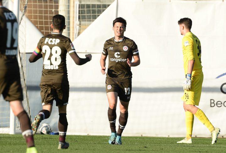 Ausgleich für St. Pauli! Miyaichi trifft erneut gegen Bielefeld