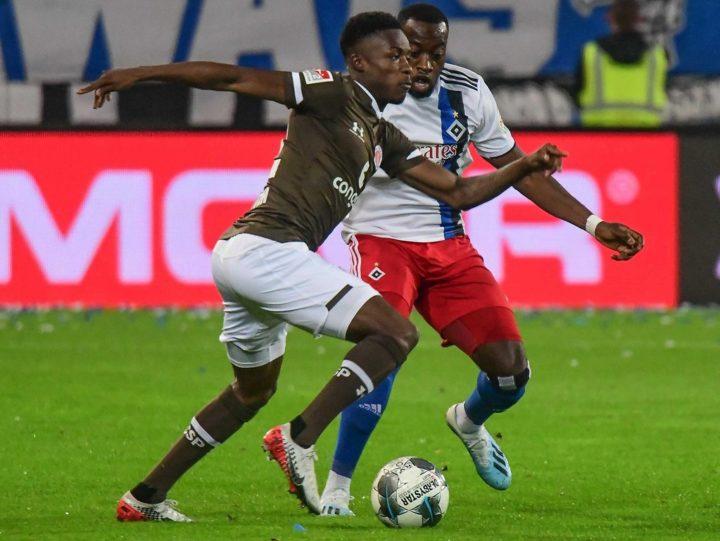 Berater- statt Vereins-Wechsel! Conteh will bei St. Pauli bleiben
