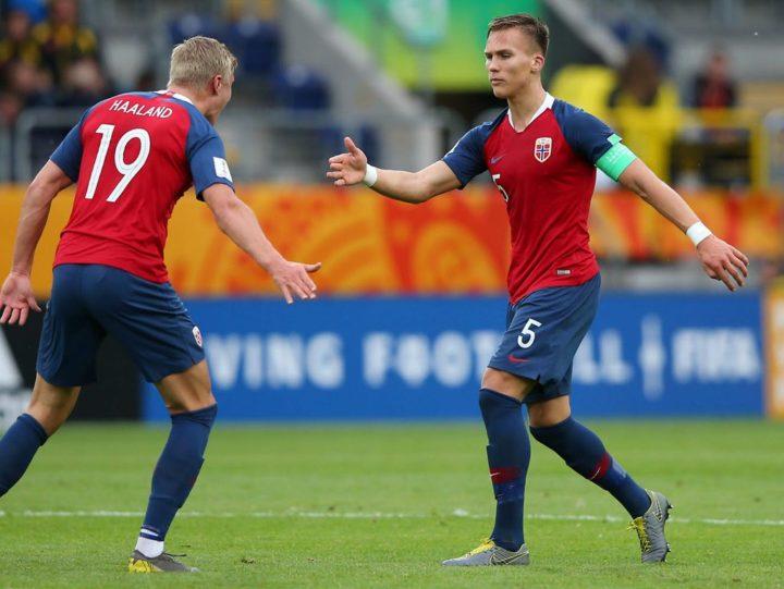 Leo Östigard: Er riet seinem Freund Haaland zum BVB-Wechsel