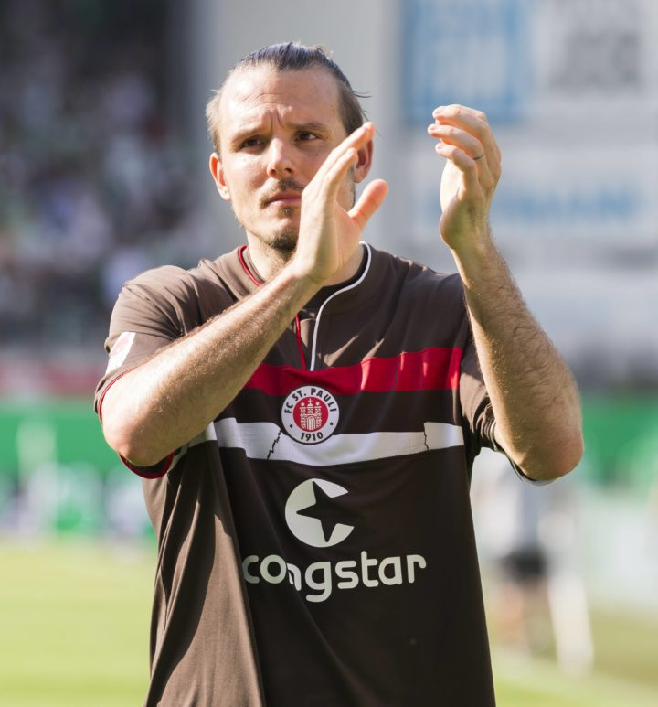 Fußball-Gott Alex Meier: Karrierende!