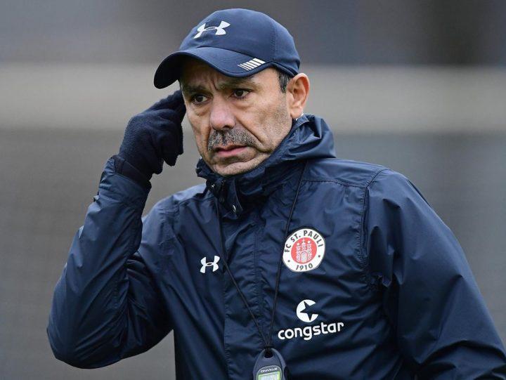 Trainiert St. Pauli zu wenig, Herr Luhukay?
