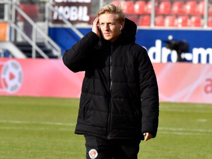 Wechsel nach Belgien: Möller Daehli verlässt St. Pauli – auf eigenen Wunsch