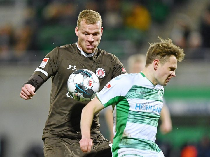 St. Pauli hadert mit zwei nicht gegebenen Toren